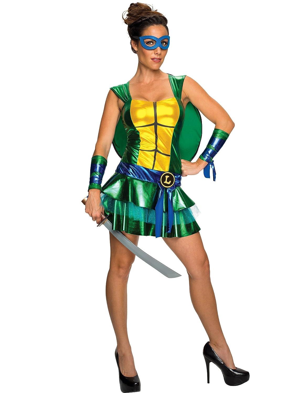 Disfraz de Leonardo Las Tortugas Ninja sexy para mujer - L ...