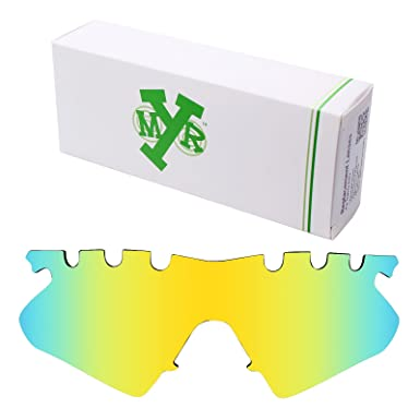 Amazon.com: MRY POLARIZED Replacement Lenses for Oakley M Frame ...