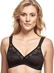 7c1677b45643d Susa Women s Non-wired Lace Bra 9937 34-44 A-E