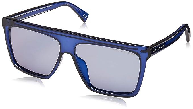 a8572e3e851253 Marc Jacobs - Lunettes de soleil - Homme Bleu bleu cristal 59 ...