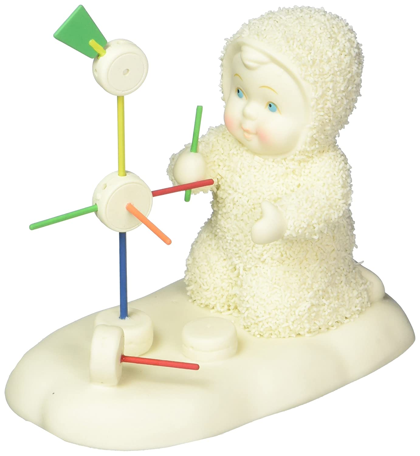 Snowbabies Department 56 Guest Collection Tinkering Away Figurine, 3.54 3.54 Enesco Gift 4045233