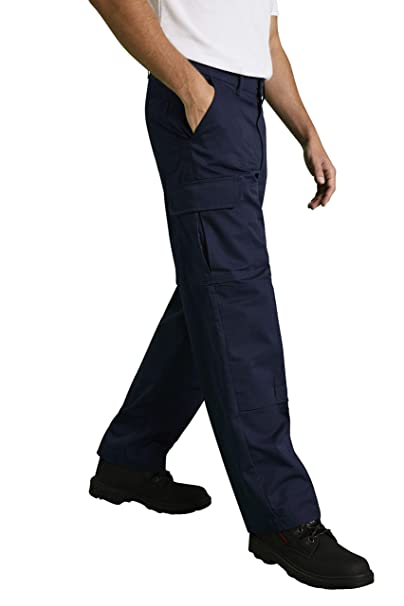 Long Leg Pockets Pant RX600 Pro RTX Mens Classic Workwear Cargo Trousers