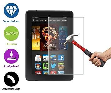 Kindle Paperwhite 1/2/3 Protector de pantalla, ucmda [resistente a ...
