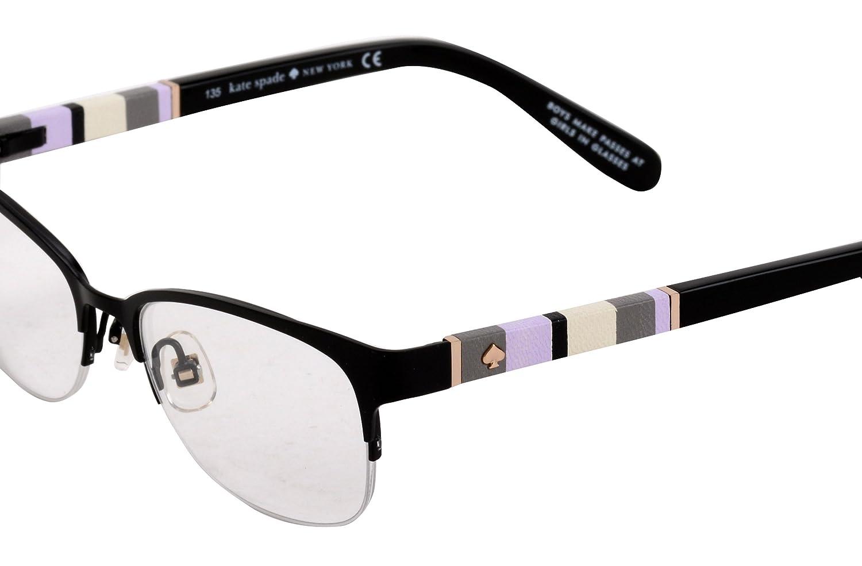 d1193db38a7 Amazon.com  Kate Spade Valary Eyeglasses Color 0W93 00  Clothing