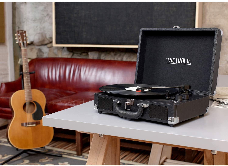 Victrola Vintage 3-Speed Record Player