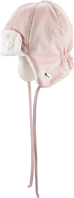 Sterntaler Baby-M/ädchen Fliegerm/ütze Bomber Hat