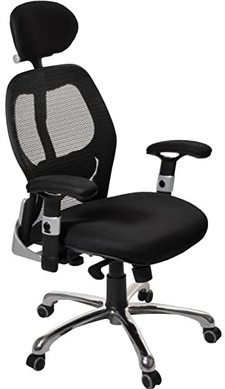 ae13a6f62e7 Office Furniture Online Ergo-Tek Mesh Manager Chair - Black  Amazon ...