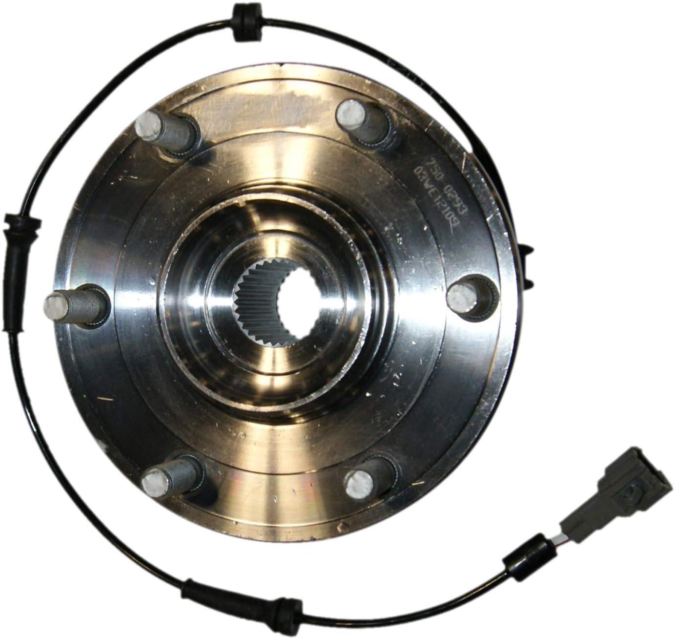 GMB 750-0293 Wheel Bearing Hub Assembly