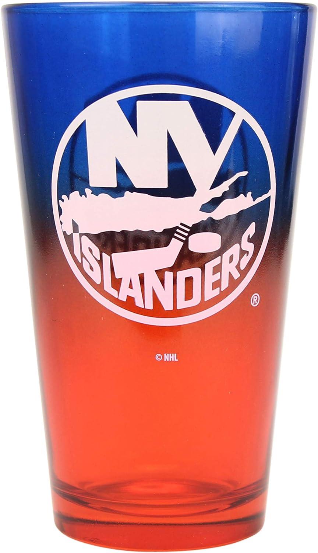 2 Tone Pint Glass Set Nhl 16 Oz Anaheim Ducks Cups Glasses Beer Glasses