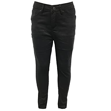 186d0029060ad Minx Girls Stretchy Jeans Kids Jeggings Girls Ripped Skinny Pants Kids  Denim Jeans 5 6 7 8 9 10 11 12 Years: Amazon.co.uk: Clothing