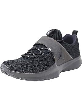 the best attitude 2ab5a 88c7c Jordan Nike Trainer 2 Flyknit, Chaussures de Gymnastique pour Homme - Noir  - Black