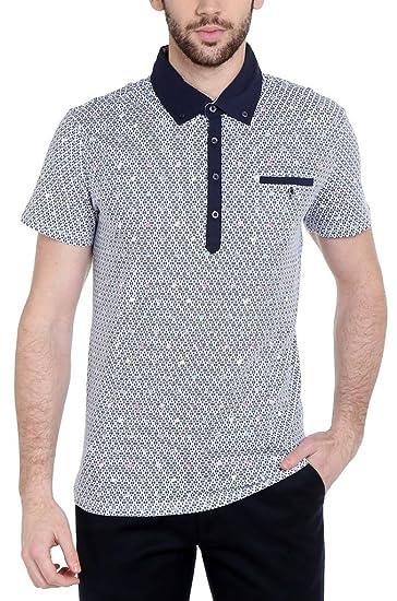 e2056ed0 Dream of Glory Men's Cotton Polo T-shirt (Multicolour,Small - Chest - 38  Inches): Amazon.in: Clothing & Accessories