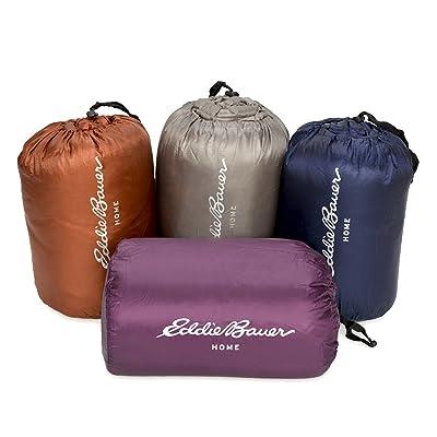 Eddie Bauer Packable Down Throw Blanket