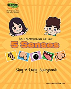 An Introduction to the 5 Senses Sing-A-Long Storybook