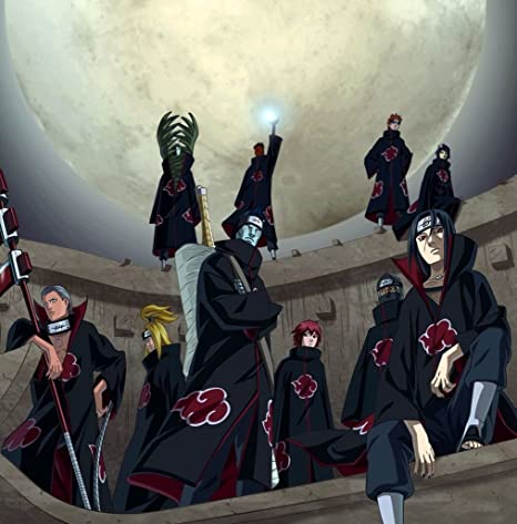 9-HO7B72 Road to Ninja Naruto the Movie by Masashi Kishimoto ...