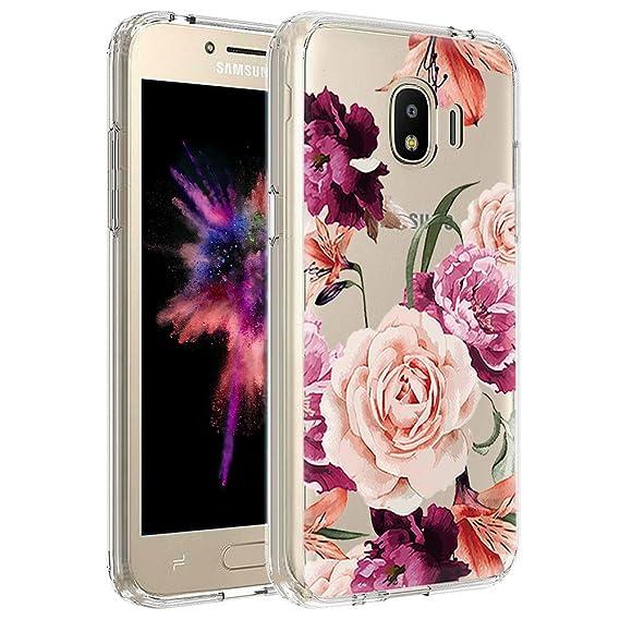 timeless design 037f7 c9a20 Amazon.com: Galaxy J2 Pro Case, Samsung J2 Pro Case,LUOLNH Slim ...
