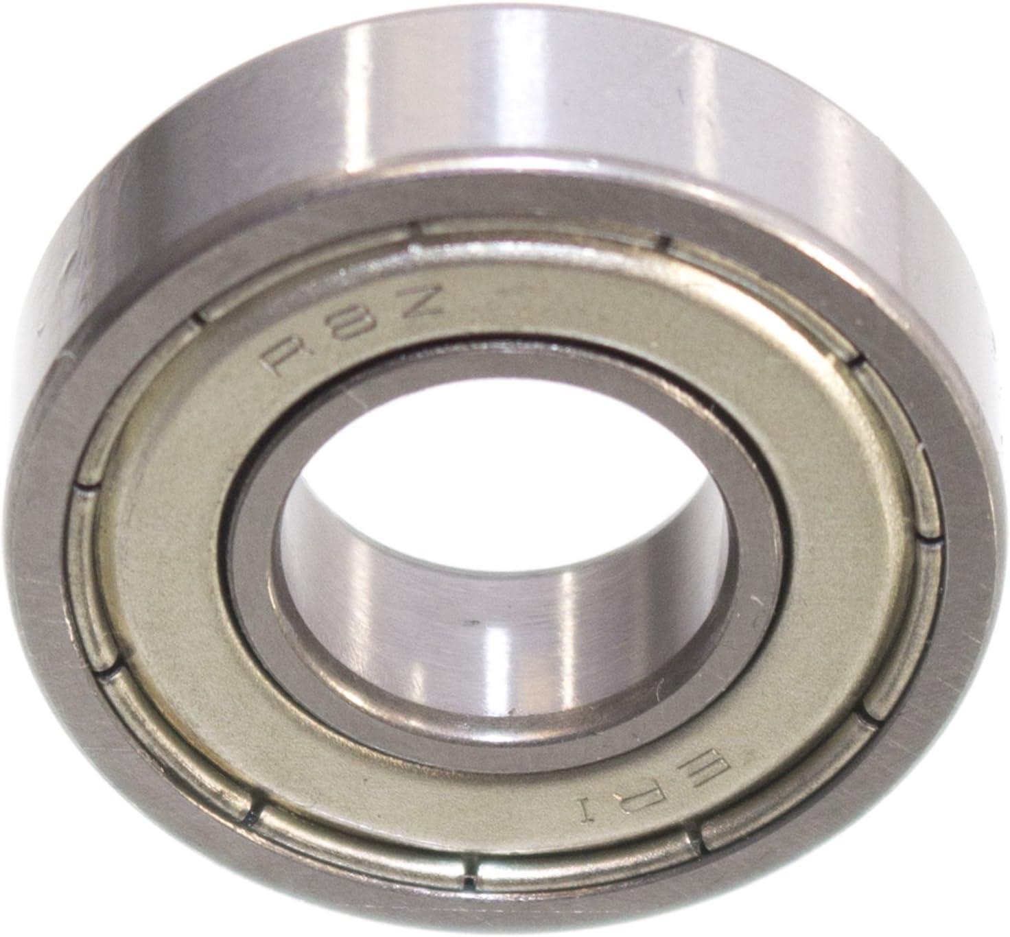 NIRO Kugellager 10x28x8 mm 1 Stück