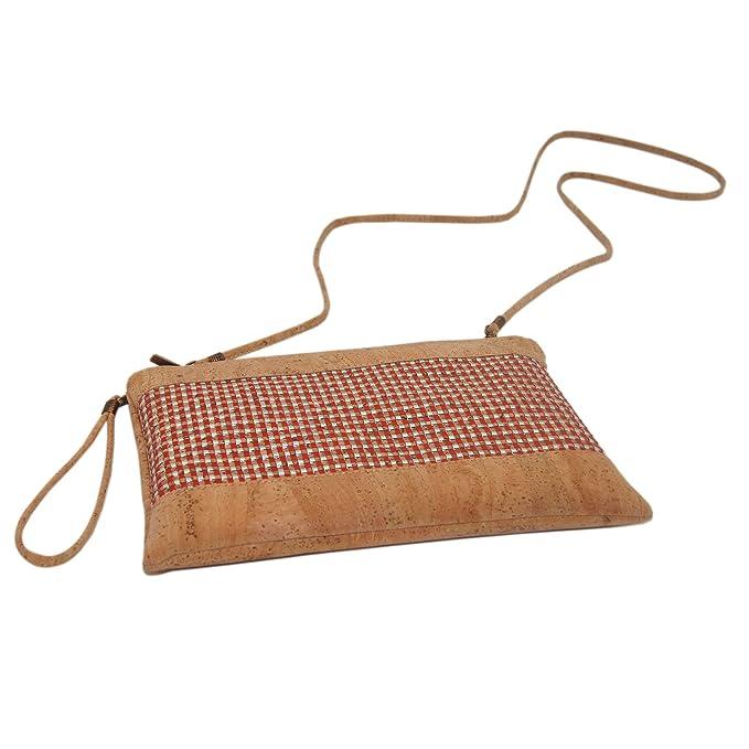 Bolso de Mano con un diseño Juvenil, Hecho con Materiales Marca Menkai.: Amazon.es: Equipaje
