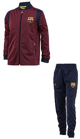 Fc Barcelone Survêtement Barça - Collection Officielle Taille Enfant garçon  4 Ans cf4458bb940