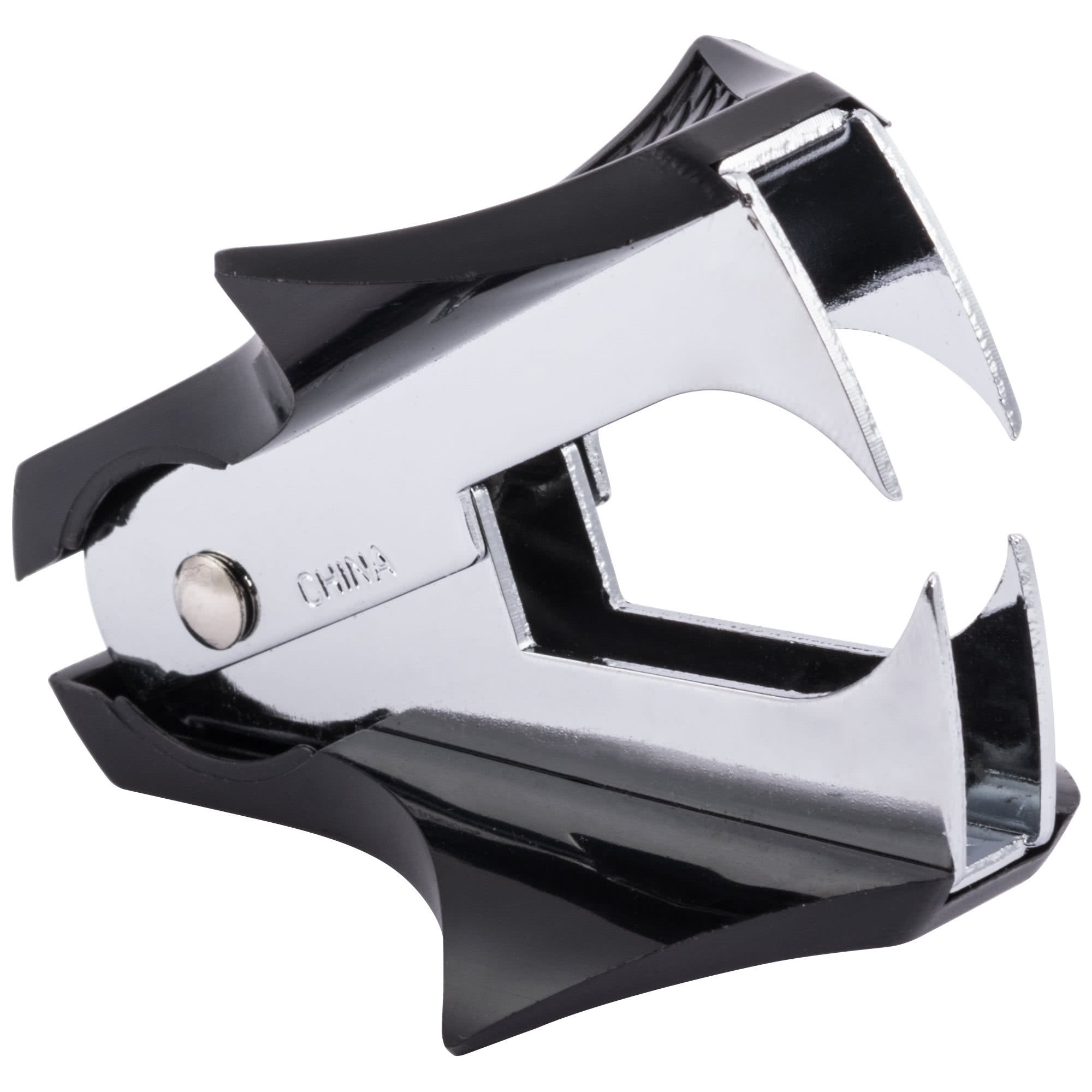 TableTop King 38101 Black Deluxe Jaw-Style Staple Remover