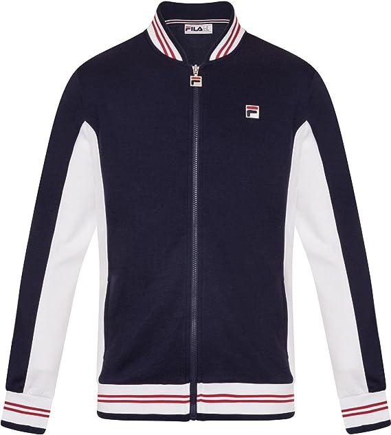 Fila Vintage Settanta Track Jacket | Peacoat: