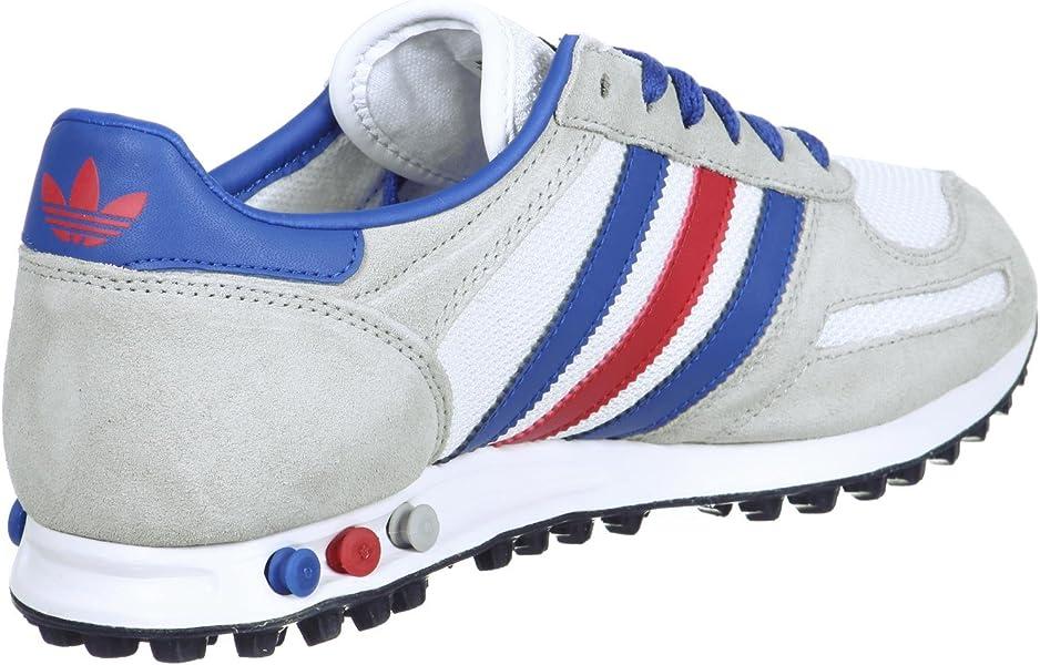 adidas LA Trainer Textile Schuhe 13,0 whiteredroyal