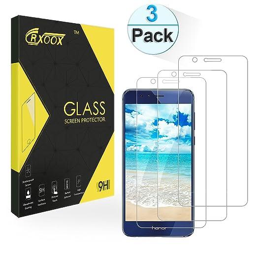 12 opinioni per CRXOOX Pacco da 3 Pellicole Protettive in Vetro Temperato Screen Protector per