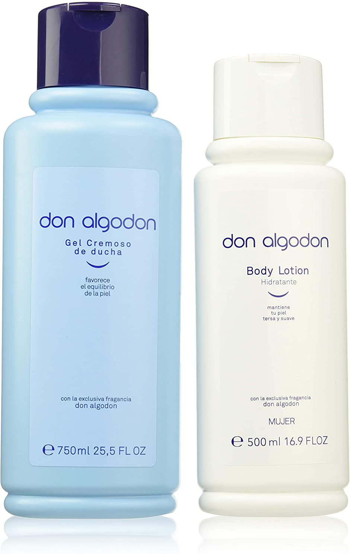 Don Algodón, Gel y jabón - 500 ml.: Amazon.es: Belleza