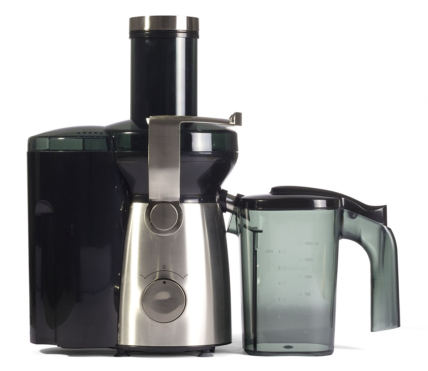 Igenix IG8810 Whole Fruit Juicer, 1000 W - Stainless Steel