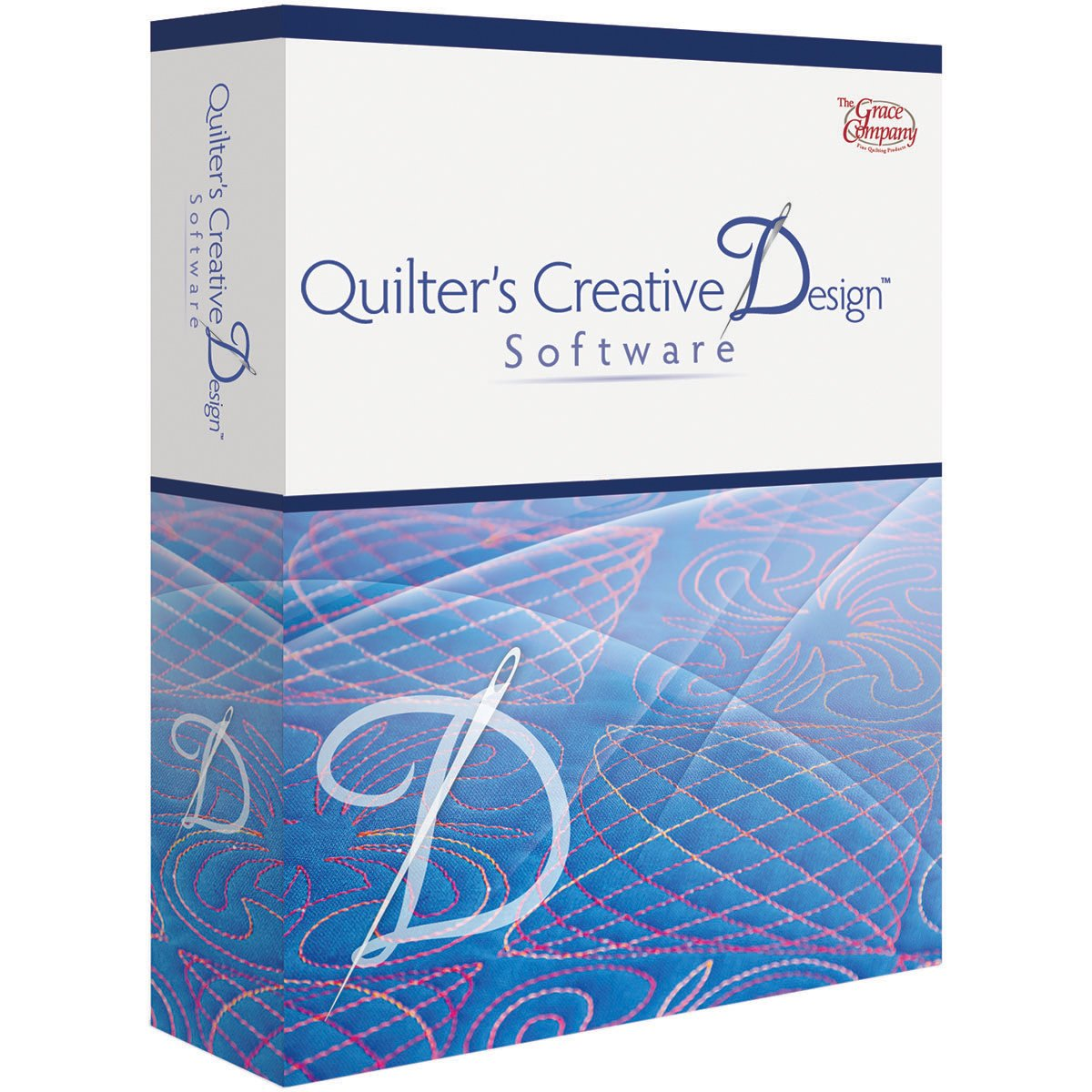 Quilter's Creative Design Software by The Grace Company