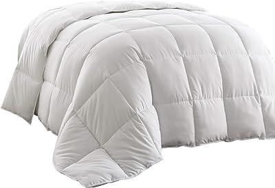 Chezmoi Collection All Season Down Alternative Comforter - Hypoallergenic Plush