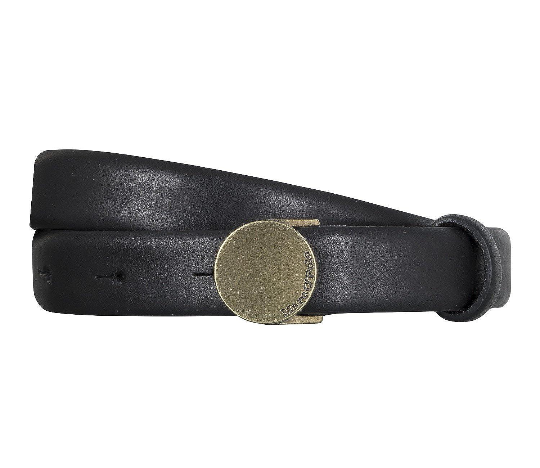 Marc OPolo 610815703117 Cinturón, black 990, 105 para Mujer ...