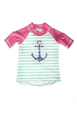 807383eed022 Baby Banz Water Tee Shirt ANTI-UV Surf Manches Courtes Bébé - Enfant   Amazon.fr  Vêtements et accessoires