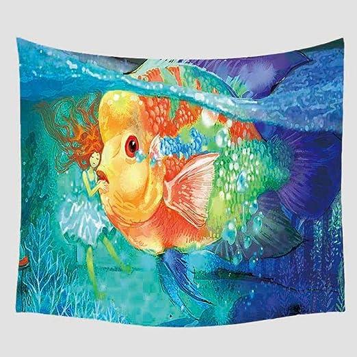 tapiz de pared con decoración para el hogar, sala de estar ...