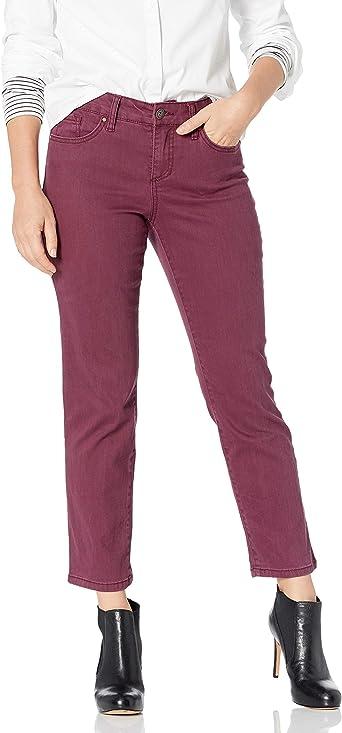 Bandolino Womens Mandie Signature Fit 5 Pocket Jean
