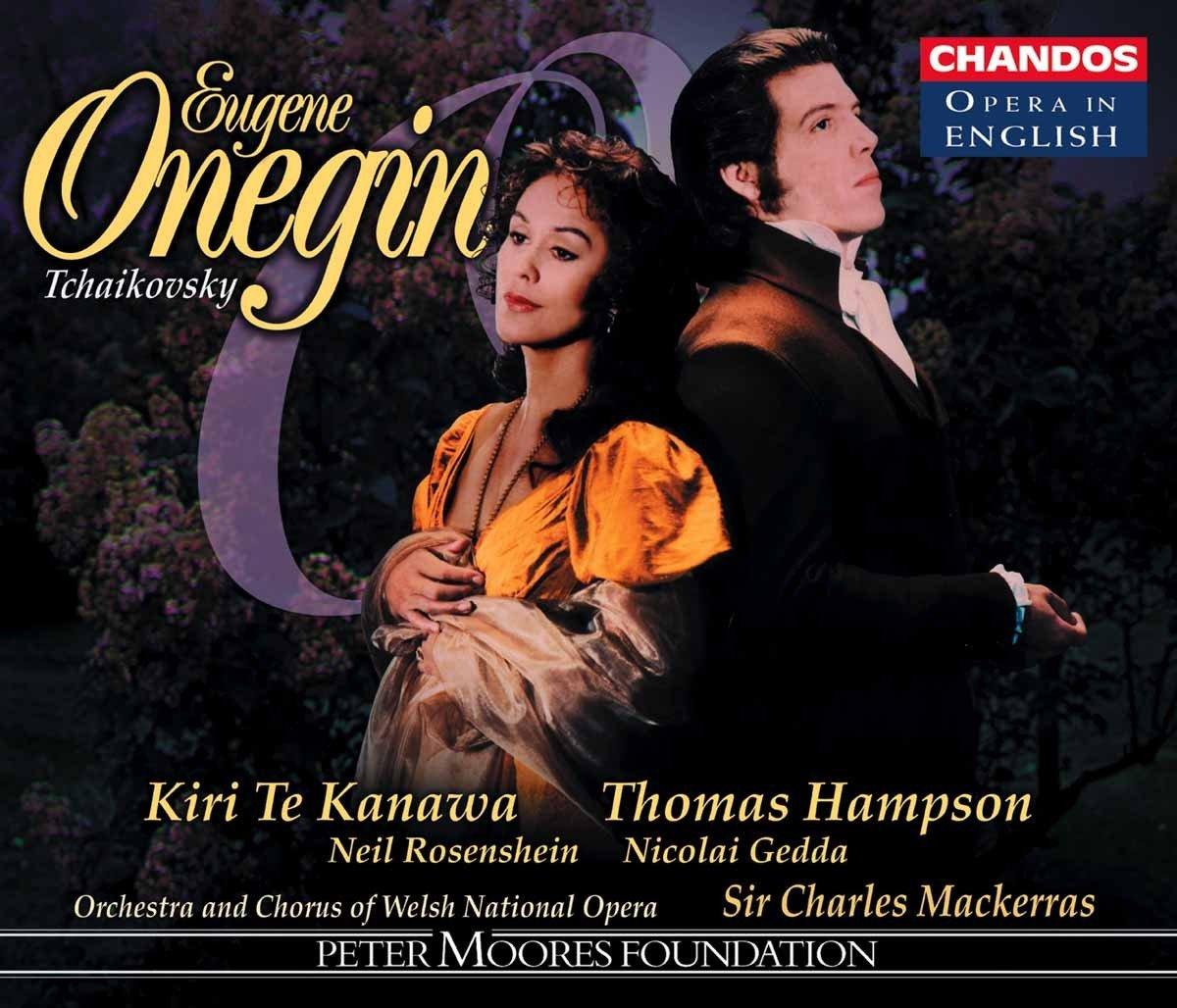 Tchaikovsky - Eugene Onegin Te Kanawa service Year-end gift Hampson · Rosenshein
