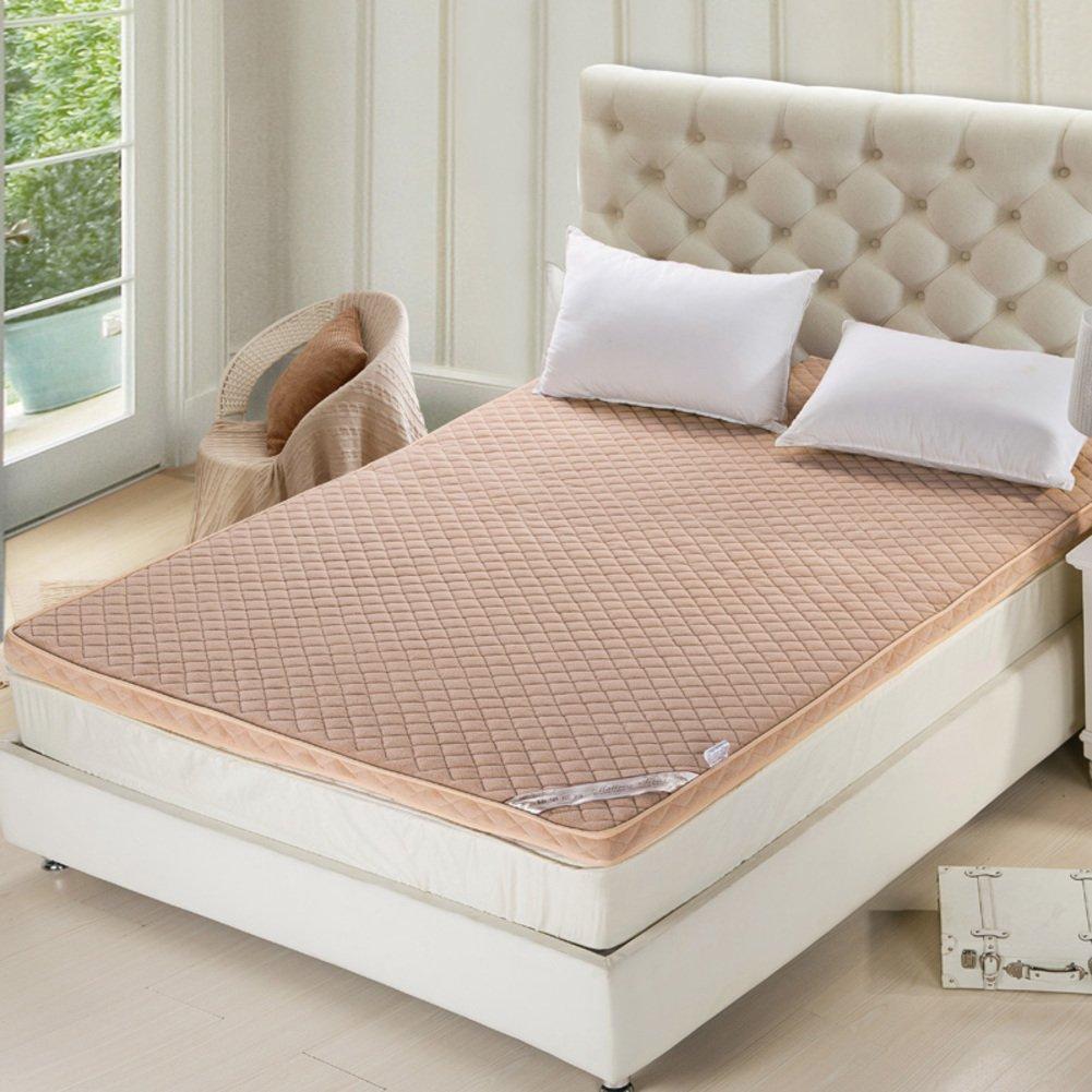 tatami mattress/thick bed pad/ single pad/ mat/ mattress-B 135x200cm(53x79inch)