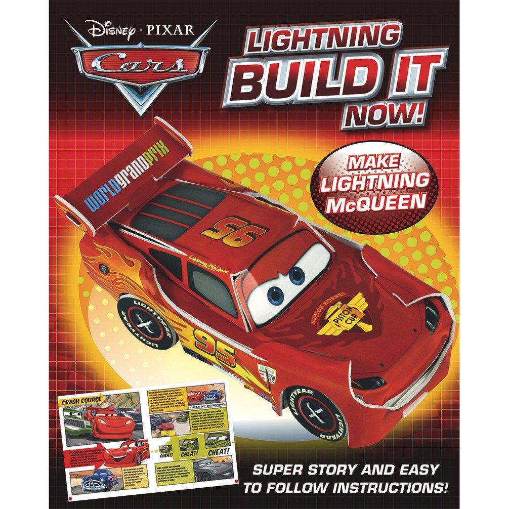 Disney Pixar Cars: Lightning Build It Now! (Disney Build It Now) pdf