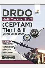 DRDO Multi Tasking Staff (CEPTAM) Tier I & II Exam Guide 2020 Paperback