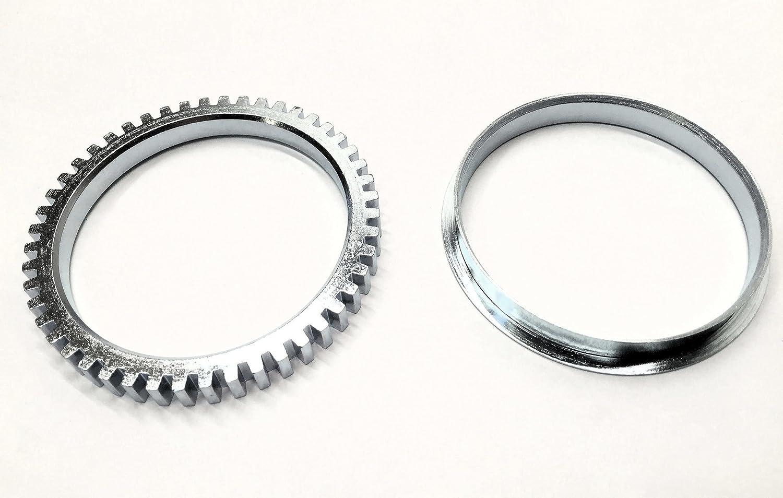 DAKAtec 400071//1 ABS Ring Vorderachse 2 St/ück
