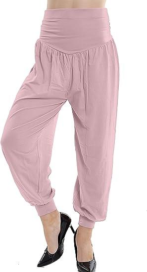 LADIES WOMEN FULL LENGTH HAREEM ALI BABA PRINTED PANTS BAGGY TROUSERS LEGGINGS