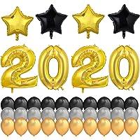 HOWAF Nochevieja 2020 decoración de Año Nuevo Fiestas