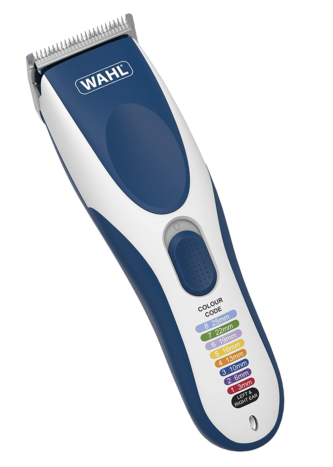 Wahl Colour Pro Cordless Clipper Kit with Rechargeable Groomsman Trimmer