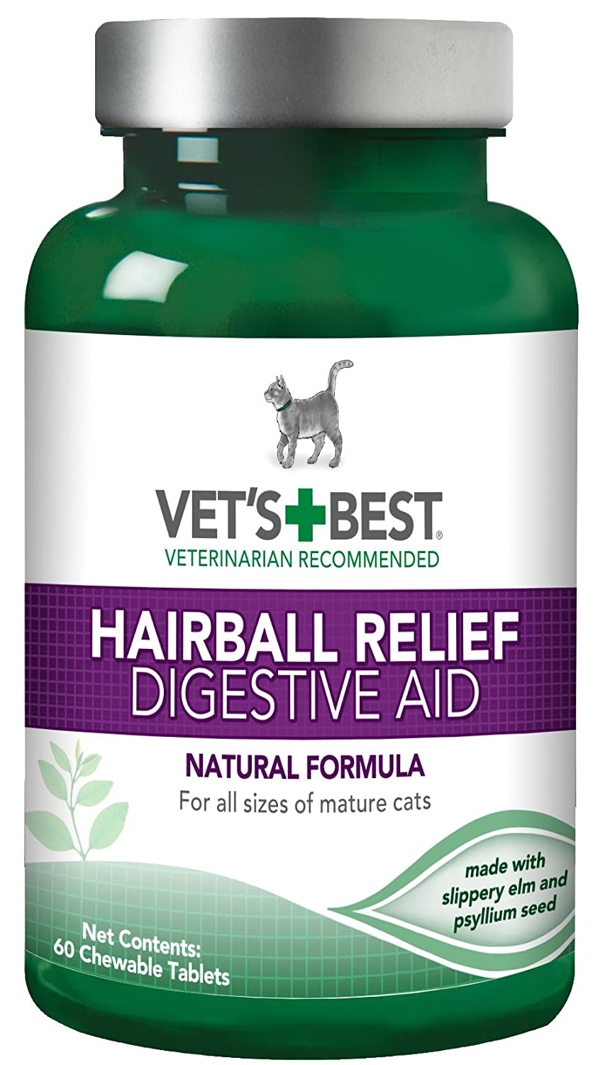 Best Natural Remedy For Hairballs