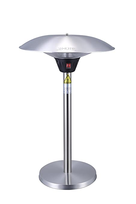 GREADEN - Estufa de mesa con infrarrojos - portátil y estética - Estufa de Terraza -