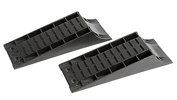 Froli 5324350 - Nivelador para Caravana (2 Unidades), Color Negro