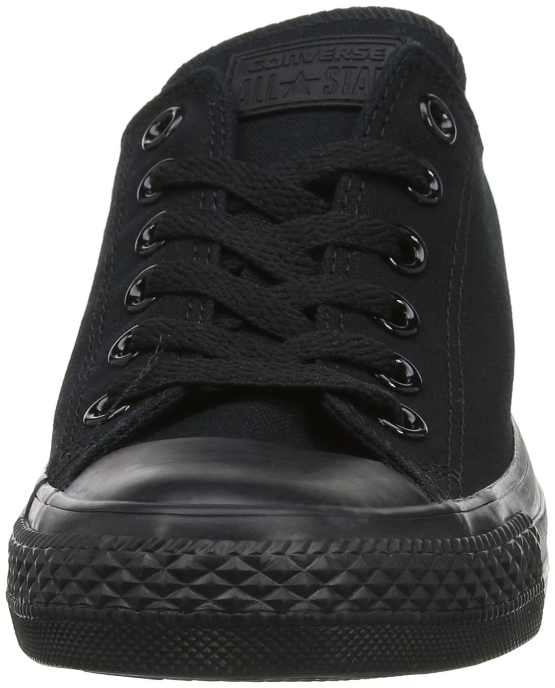 Converse Chuck Taylor All Star Seasonal, Zapatillas de Estar por Casa para Hombre 45 EU|Black Monochrome