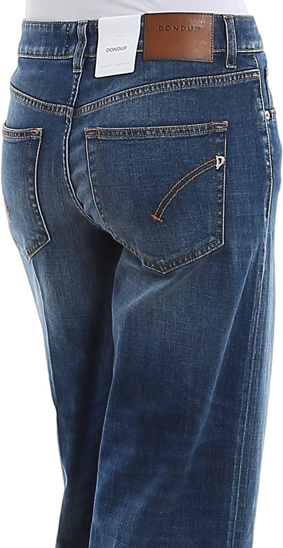 Avenue Loose Jeans DP500DS0145DAB4DD800 Blu Donna
