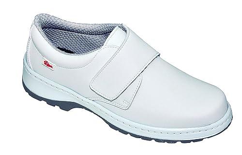Dian - Marsella src o1 fo - zapatos anatómicos - talla 37 - blanco 5PSvb