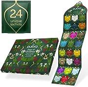 Il Calendario dell'Avvento è un calendario che ci aiuta a contare i giorni che mancano al Natale.